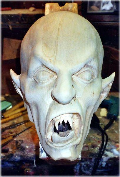 Krampusmasken