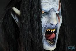 Hexenmaske BJ 2014 zu verkaufen